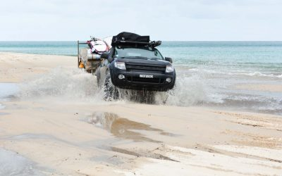 Tips: Sand Driving