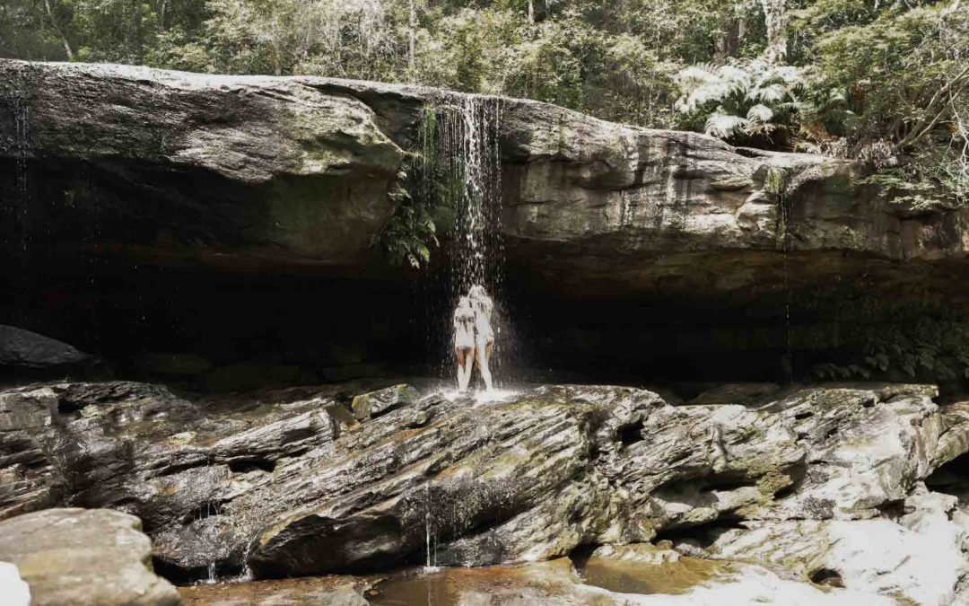 Exploring Somersby Falls NSW Australia