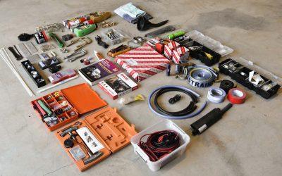 Spares & Tools List