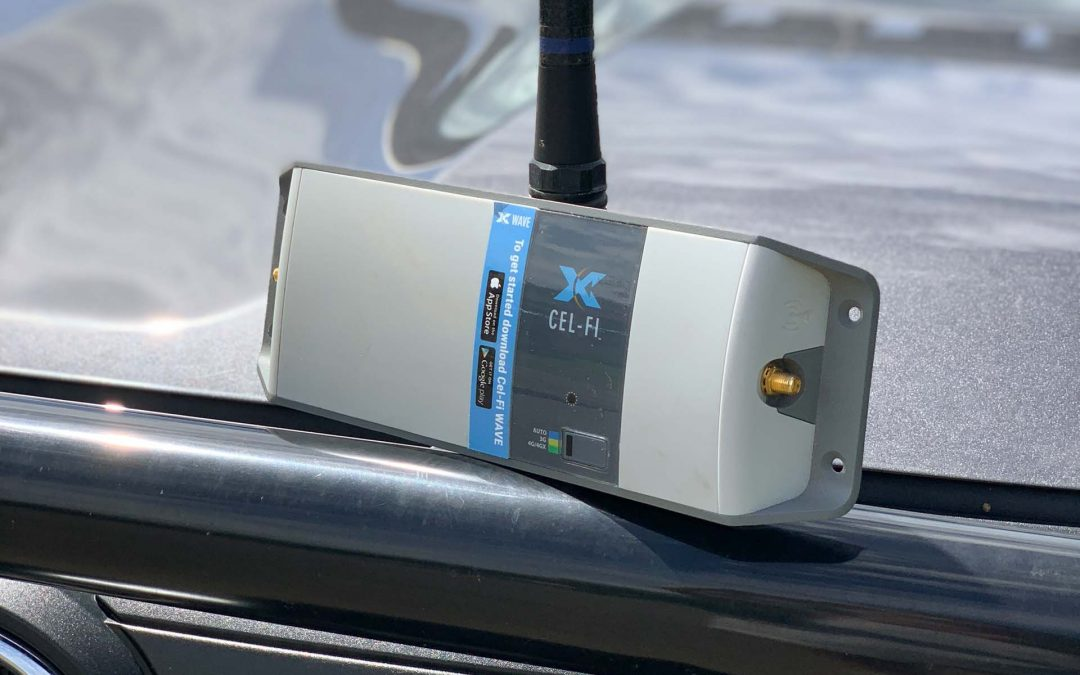 Trail Tested – Cel-Fi Go Mobile